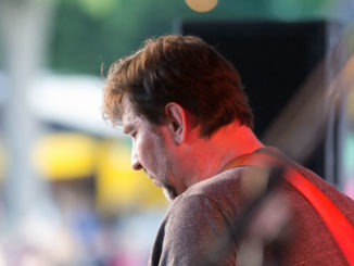 Jochen Volpert beim Umsonst und Draussen Festival Würzburg 2016 © Gerald Langer