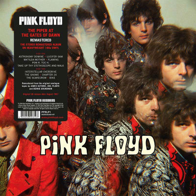 Pink Floyd - The Piper At The Gates Of Dawn - Vinyl (2016)