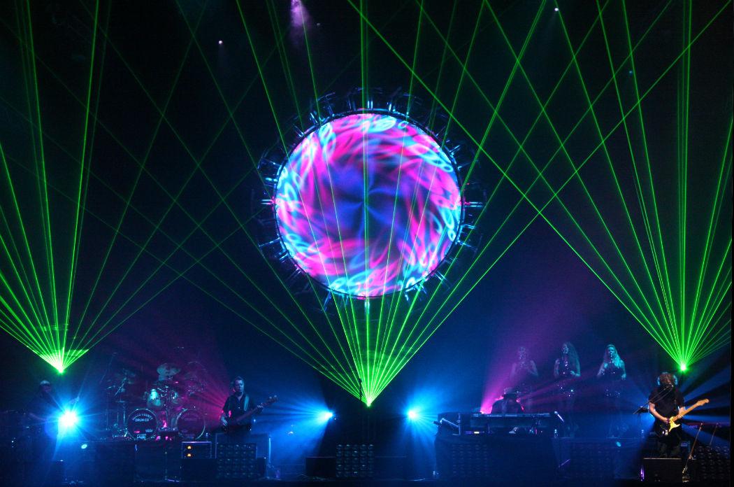 The Australian Pink Floyd Show - Pressefoto - www.fkpscorpio.com