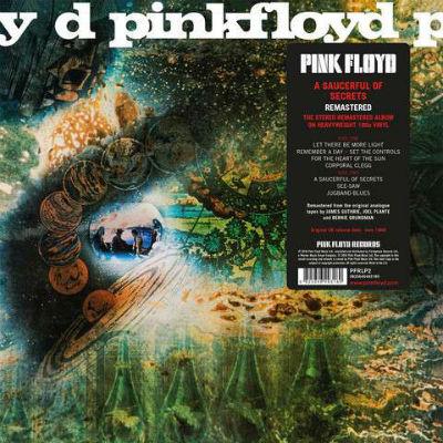 Pink Floyd - A Saucerful Of Secrets Vinyl-Remaster 2016