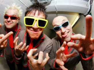 The Toy Dolls - Presse (2016)