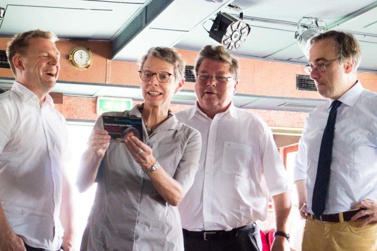 Pressekonferenz Hafensommer Wuerzburg- © Gerald Langer