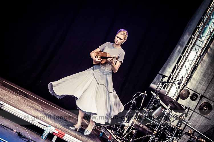 Maarja Nuut - Hafensommer Wuerzburg - 30-07.2016 © Gerald Langer
