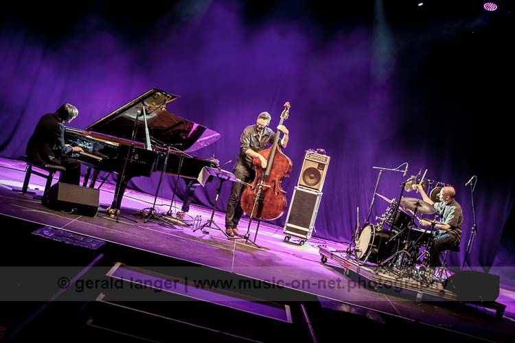 Michael Wollny Trio - 30.07.2016 - Würzburger Hafensommer © Gerald Langer