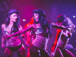 Suicide Girls by www.derekbremner.com - Pressefoto: Hertlein