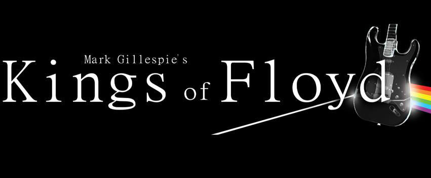Mark Gillespie's Kings Of Floyd - Banner