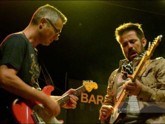 Barking Jack Feat. Timo Gross im Blues Club Baden-Baden