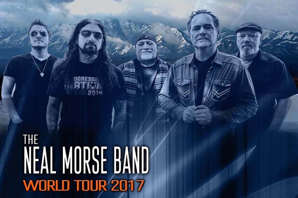 The Neal Morse Band - Tourplakat 2017