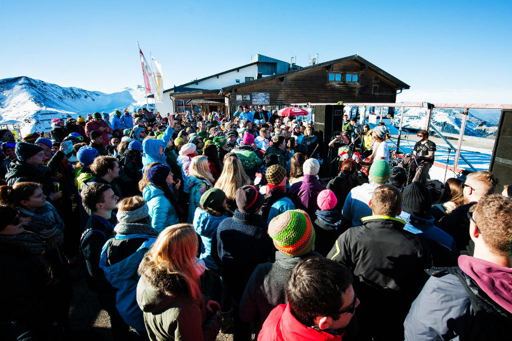 Bergfestival 2016 in Saalbach Hinterglemm © rosenheim-rocks.de