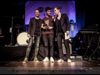 Newcomer Contest Bayern 2016 - Preisverleihung © Gerald Langer