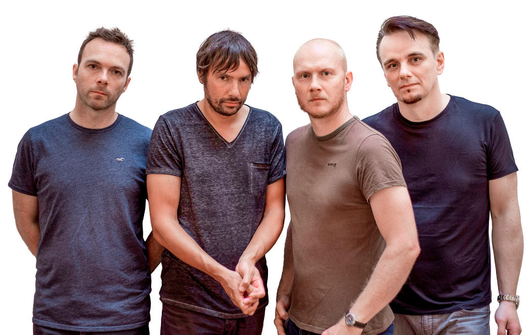 The Pineapple Thief - Pressefoto © Colos-Saal Aschaffenburg