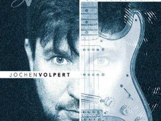 Jochen Volpert - Split Personality (2016) - Album Cover