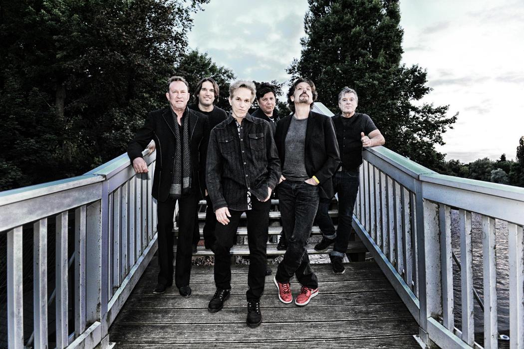 The Hooters - Pressefoto © Manfred-Hertleins-Veranstaltungs GmbH