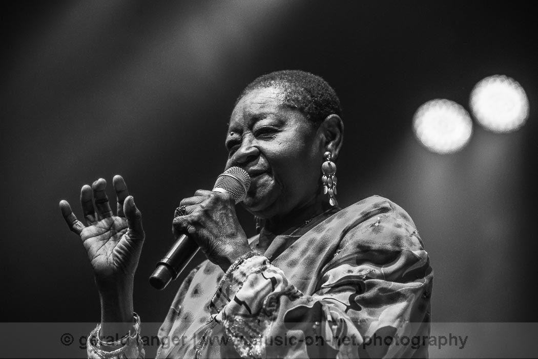 Calypso Rose - Africa Festival Wuerzburg - 31.05.2014 © Gerald Langer