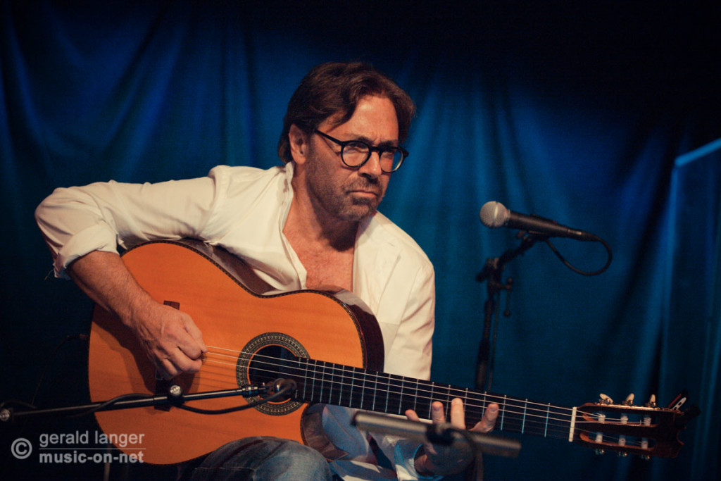 Al Di Meola - Colos-Saal Aschaffenburg 2014 © Gerald Langer