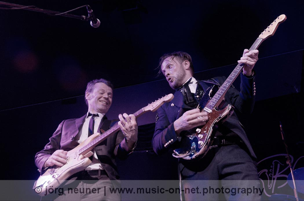 Fabian Anderhub - Blues-Club Baden-Baden - 04.02.2017 © Joerg Neuner