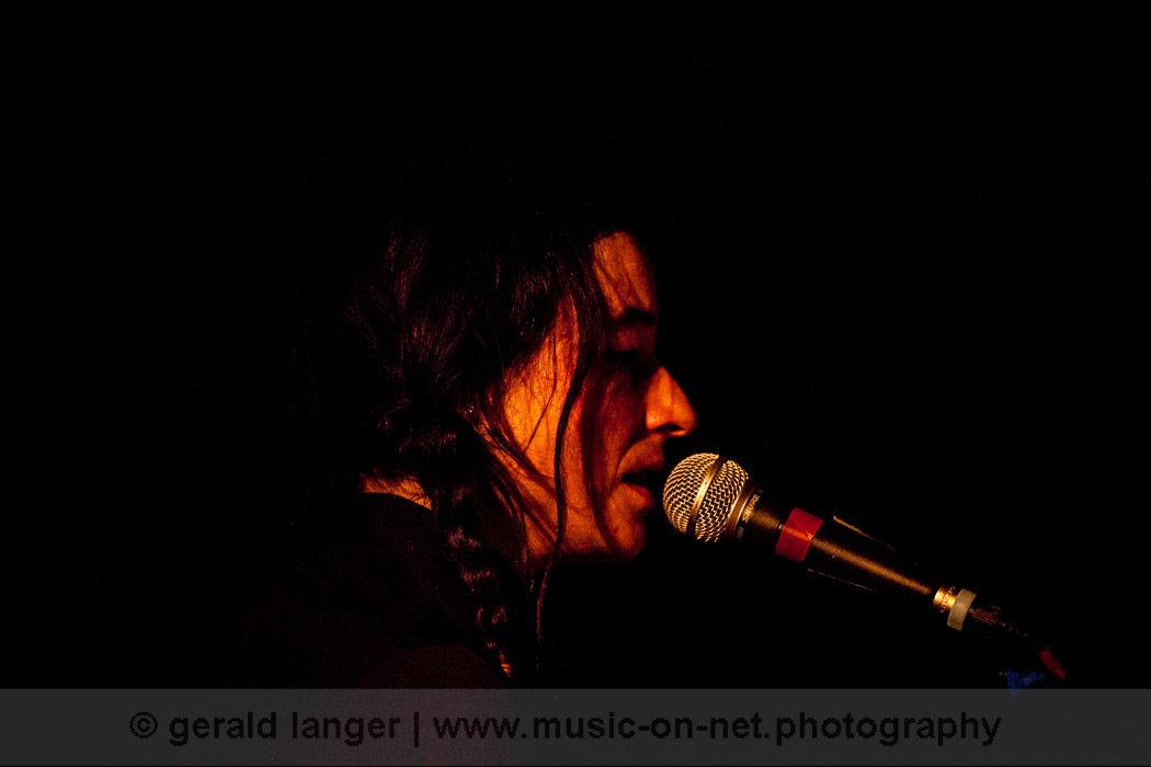 Tonia Reeh - Kellerperle Wuerzburg - 17-01-2014 © Gerald Langer