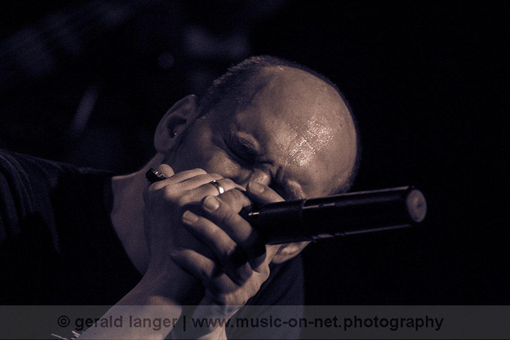 Rainer von Vielen - Cairo Wuerzburg - 30-01-2014 © Gerald Langer