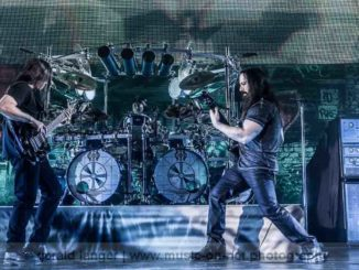 Dream Theater - Brose Arena Bamberg - 07-02-2014 © Gerald Langer