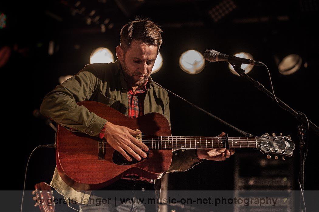 Denison Witmer - Colos-Saal Aschaffenburg - 23-02-2014 © Gerald Langer