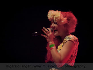 Gabby Young & Other Animals - Hafensommer Wuerzburg - 01-08-2014 © Gerald Langer