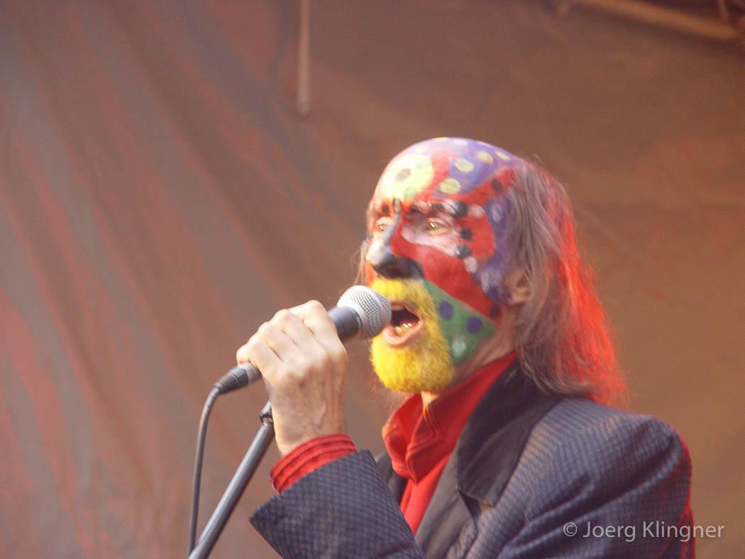 The Crazy World Of Arthur Brown - On.Stage.Photo Frankfurt 2014 © Joerg Klingner