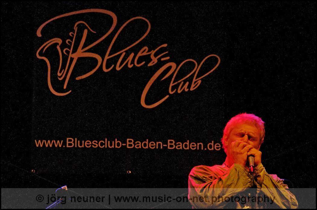 Dynamite Daze - Blues-Club Baden-Baden 2014 © Joerg Neuner