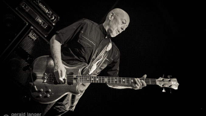 Nazareth in der Würzburger Posthalle am 26. November 2014 © Gerald Langer
