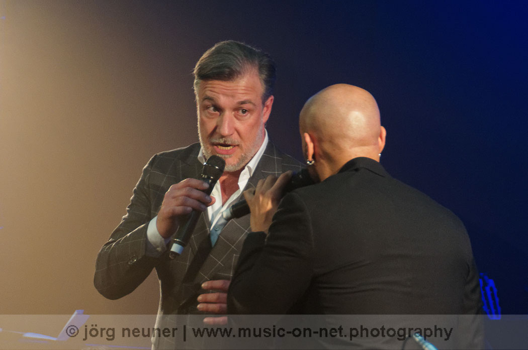 Marc Marshall & All Stars Band - Mr. M's Jazz Club - Baden-Baden 02-03-2017 © Joerg Neuner