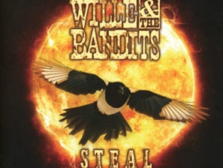 Wille And The Bandits - Steal (2017) - Album - Cover