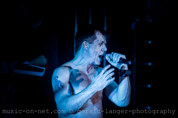 Maezfeld - Musichall Geiselwind 2014 © Gerald Langer