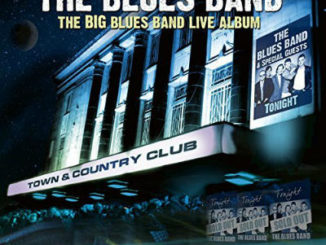 The Big Blues Band Live (2017) - Album - Cover