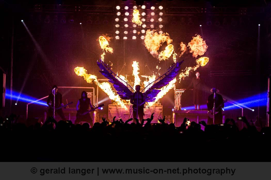 Stahlzeit - Eventhalle Geiselwind 2013 © Gerald Langer