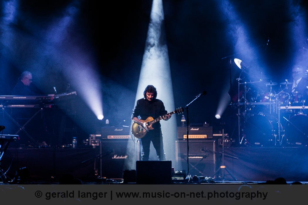 Steve Hackett - Posthalle Wuerzburg 2017 © Gerald Langer
