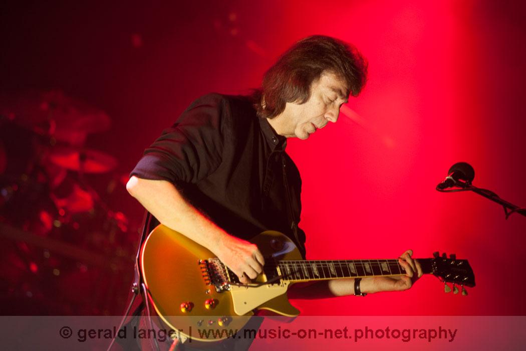 Steve Hackett - Posthalle Würzburg 2017 - Concert - Review