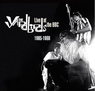 Yardbirds - Live At The BBC 1965-1968 - Album-Cover