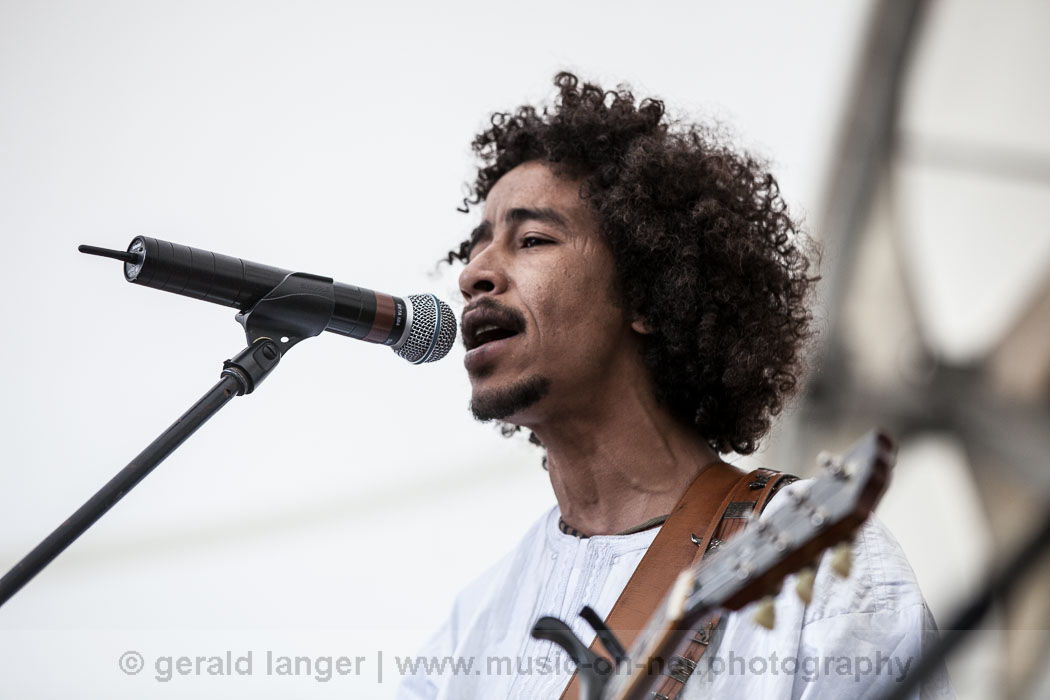 Tamikrest - Africa-Festival Wuerzburg 2013 - © Gerald Langer