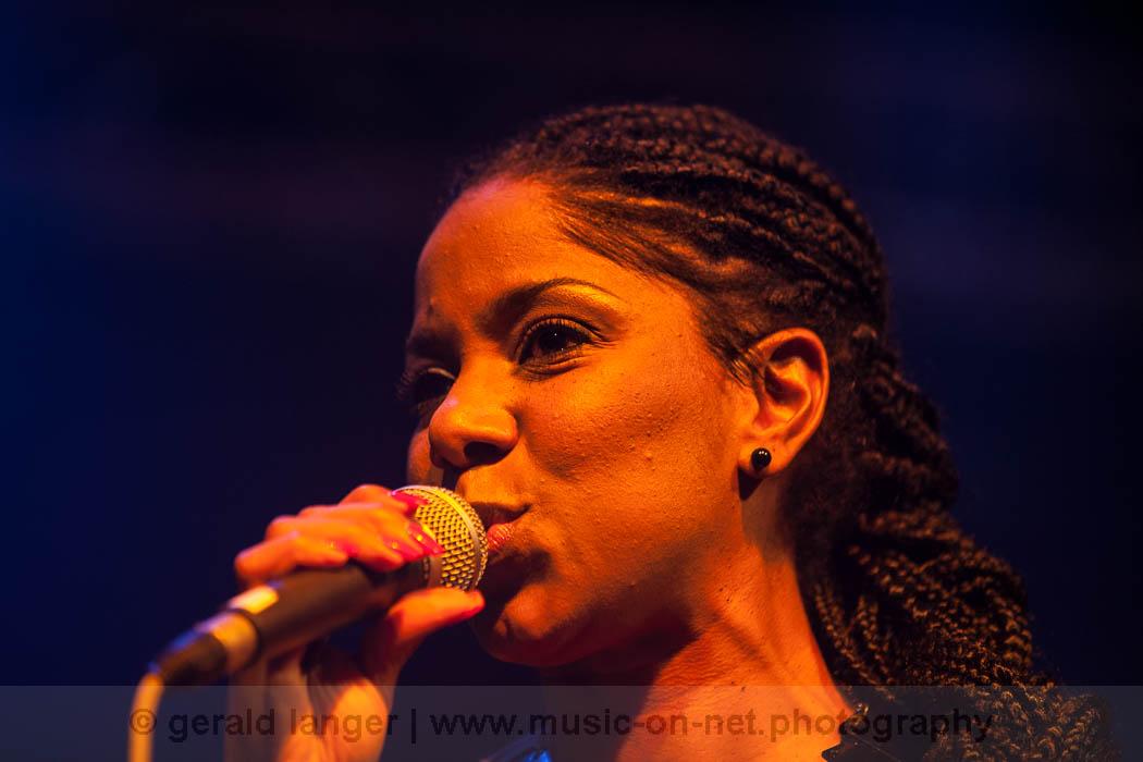 Nancy Vieira - Africa-Festival Wuerzburg 2013 - © Gerald Langer