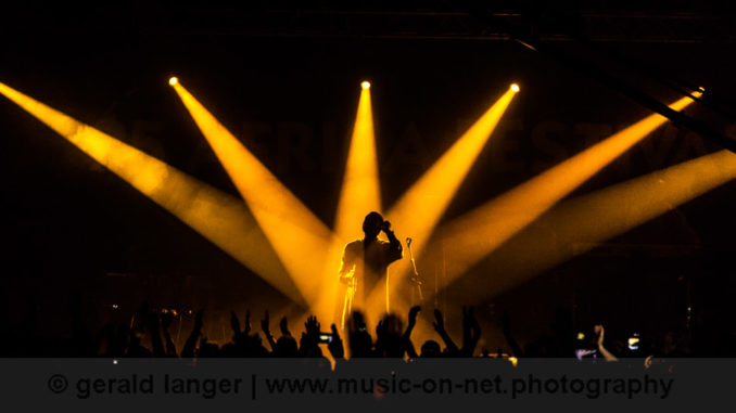 Youssou N'Dour - Africa-Festival Wuerzburg 2013 - © Gerald Langer