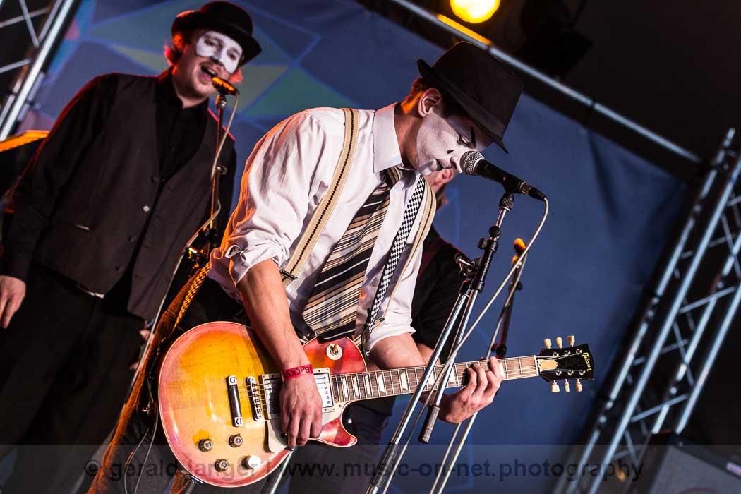 The Instant Voodoo Kit - Umsonst und Draussen Wuerzburg 2013 - © Gerald Langer