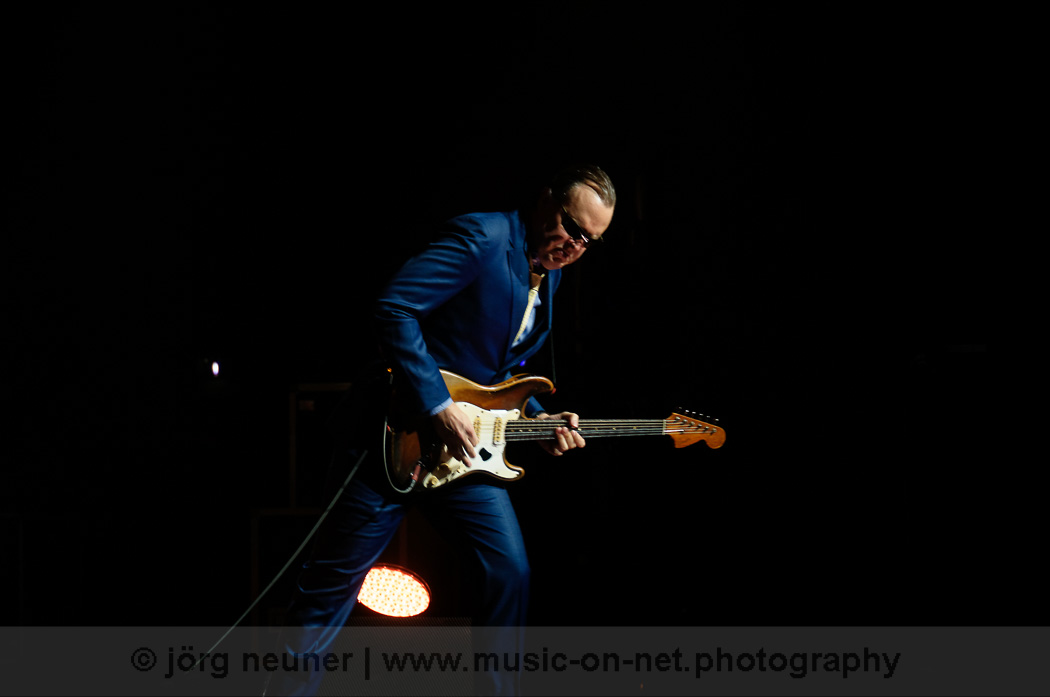 Joe Bonamassa - Festspielhaus Baden-Baden 2017 © Joerg Neuner
