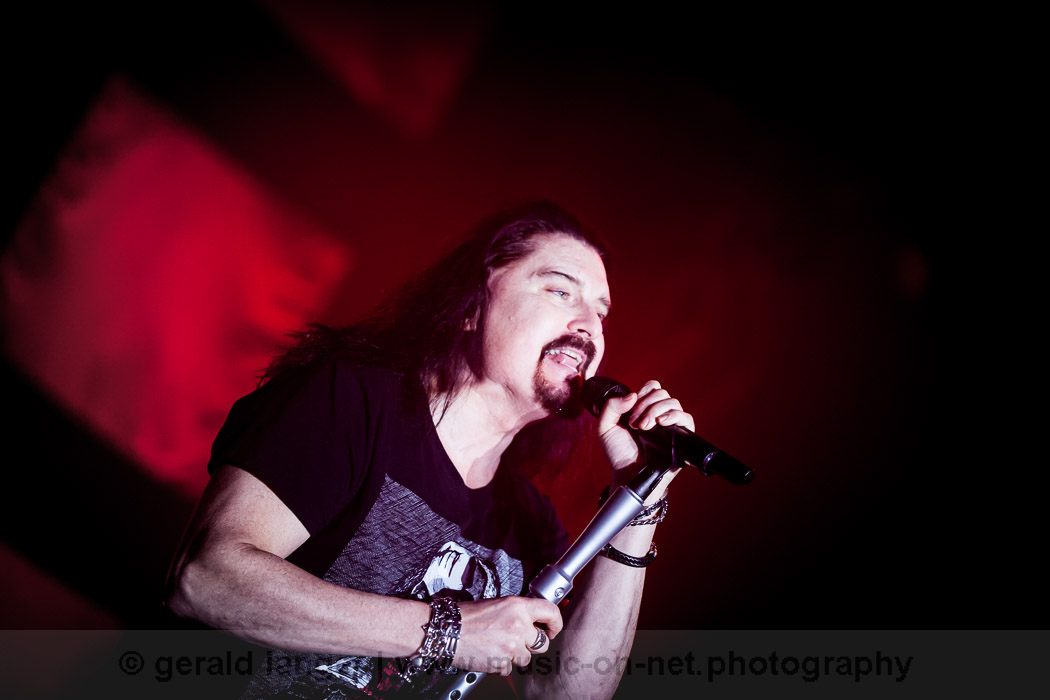 Dream Theater - Eventzentrum Strohofer Geiselwind 2017 - © Gerald Langer