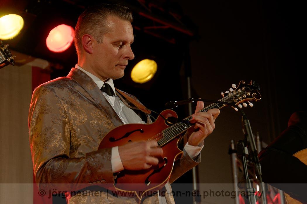 Jussi Syren & The Groundbreakers - Bluegrass Festival Buehl 2017 © Joerg Neuner