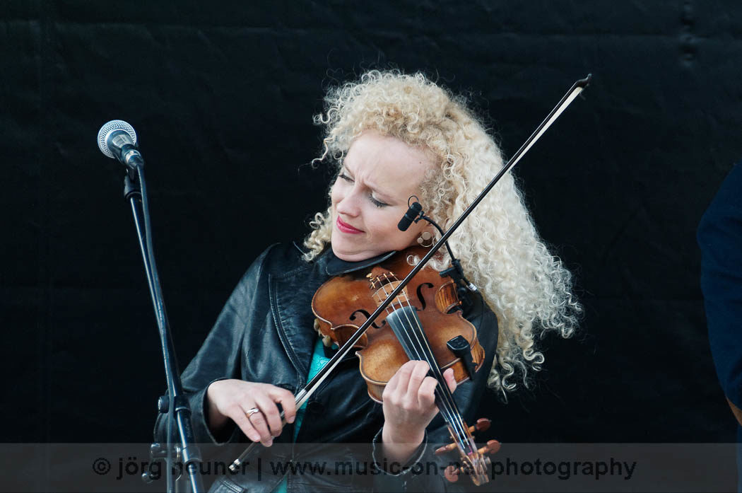 Curly Strings - Bluegrass Festival Buehl 2017 © Joerg Neuner