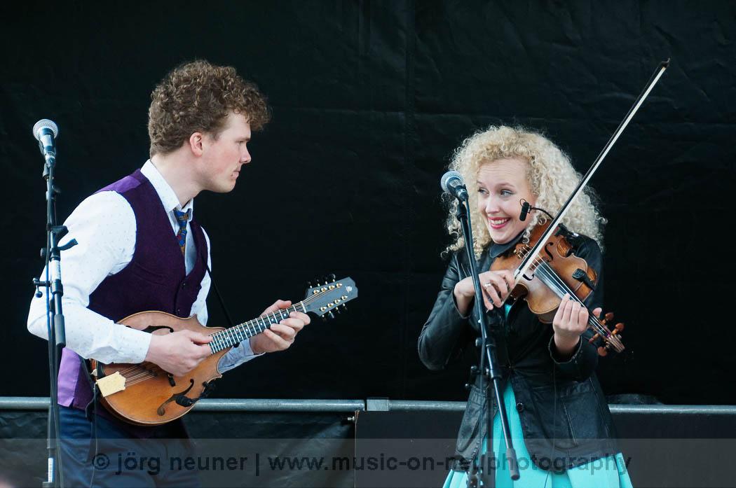 Curly Strings - Bluegrass Festival Buehl 2017 © Joerg Neuner