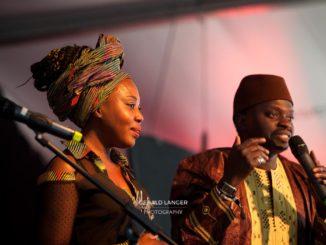 Eroeffnung und Festival Award - Africa Festival Wuerzburg 2017 © Gerald Langer