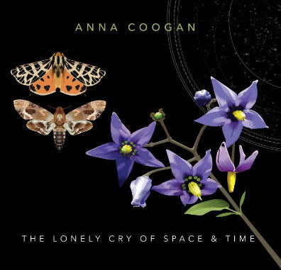 Anna Coogan - The Lonely Cry Of Space & Time (2017) - Album-Cover