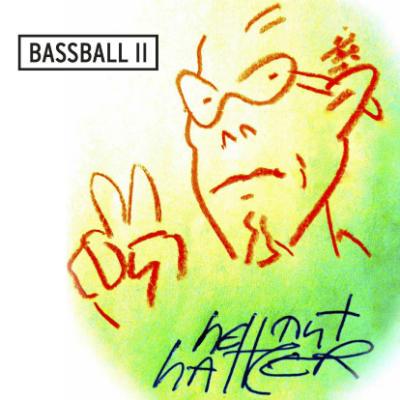 Hellmut Hattler - Bassball II - 2017 - Album Cover