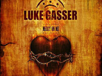 Luke Gasser - Mercy On Me - 2017 - Album Cover