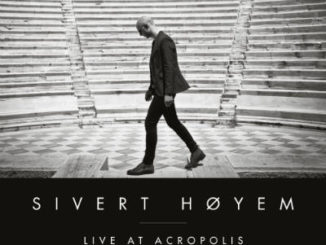 Sivert Høyem - Live At Acropolis (2017) - Album Cover